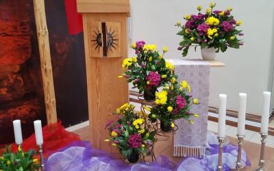 Ignalinos bažnyčioje Didžiojo Tridienio akimirkos