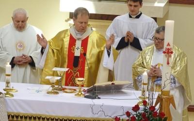 Kun. Jono Kardelio 50-tą kunigystės jubiliejus