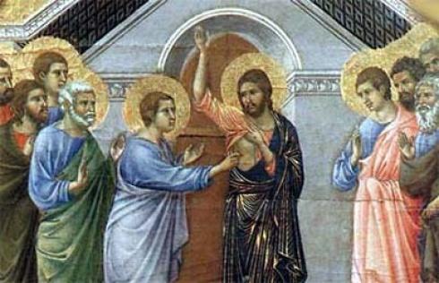 Jėzus ir Tomas