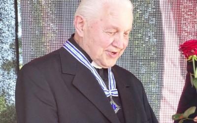 Mons. Ignas Jakutis Ignalinos Rajono Garbės Pilietis