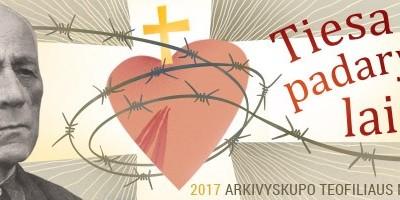 Sekmadienio pasišnekėjimai apie arkivyskupą Teofilių Matulionį