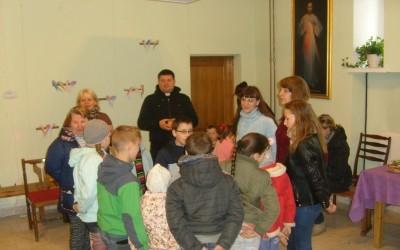 Atvelykio šventė vaikų dienos centre