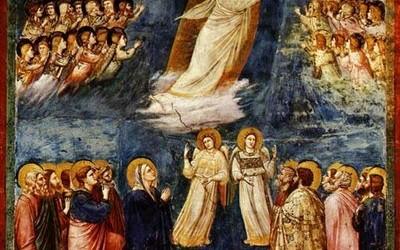 Viešpaties Žengimas į dangų (Šeštinės)
