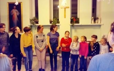 """Trijų Karalių šventė vaikų dienos centre """"Eldoradas"""""""