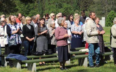 Šv. Dvasios atsiuntimo – Sekminių šventė Ignalinoje