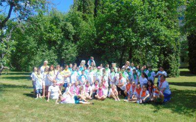 Vaikų vasaros stovykla ,,Iš širdies į širdį''