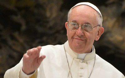 Popiežiaus Pranciškaus laiškas visiems tikintiesiems 2020 metų gegužės mėnesiui