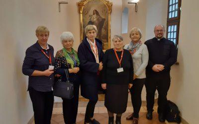 Vilniuje susitiko caritiečiai