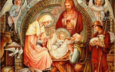Pamaldos Kalėdų laikotarpyje